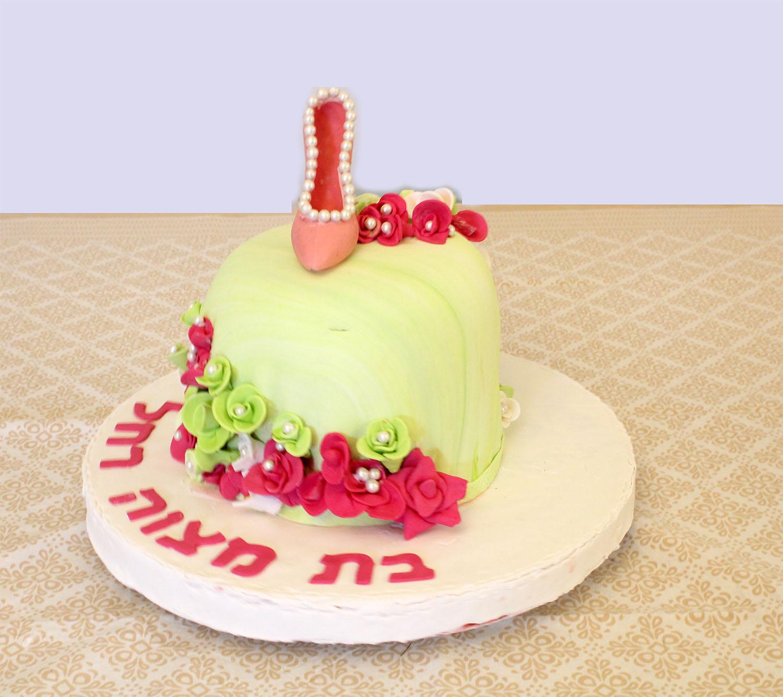 IMG 6317 - עוגה לבת מצוה