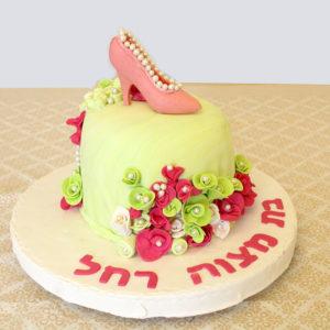 IMG 6321 1 300x300 - עוגת יומולדת שושנים