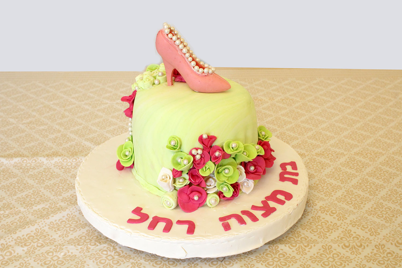 IMG 6321 - עוגה לבת מצוה
