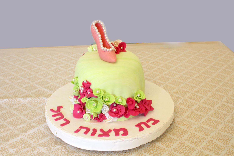 IMG 6322 - עוגה לבת מצוה