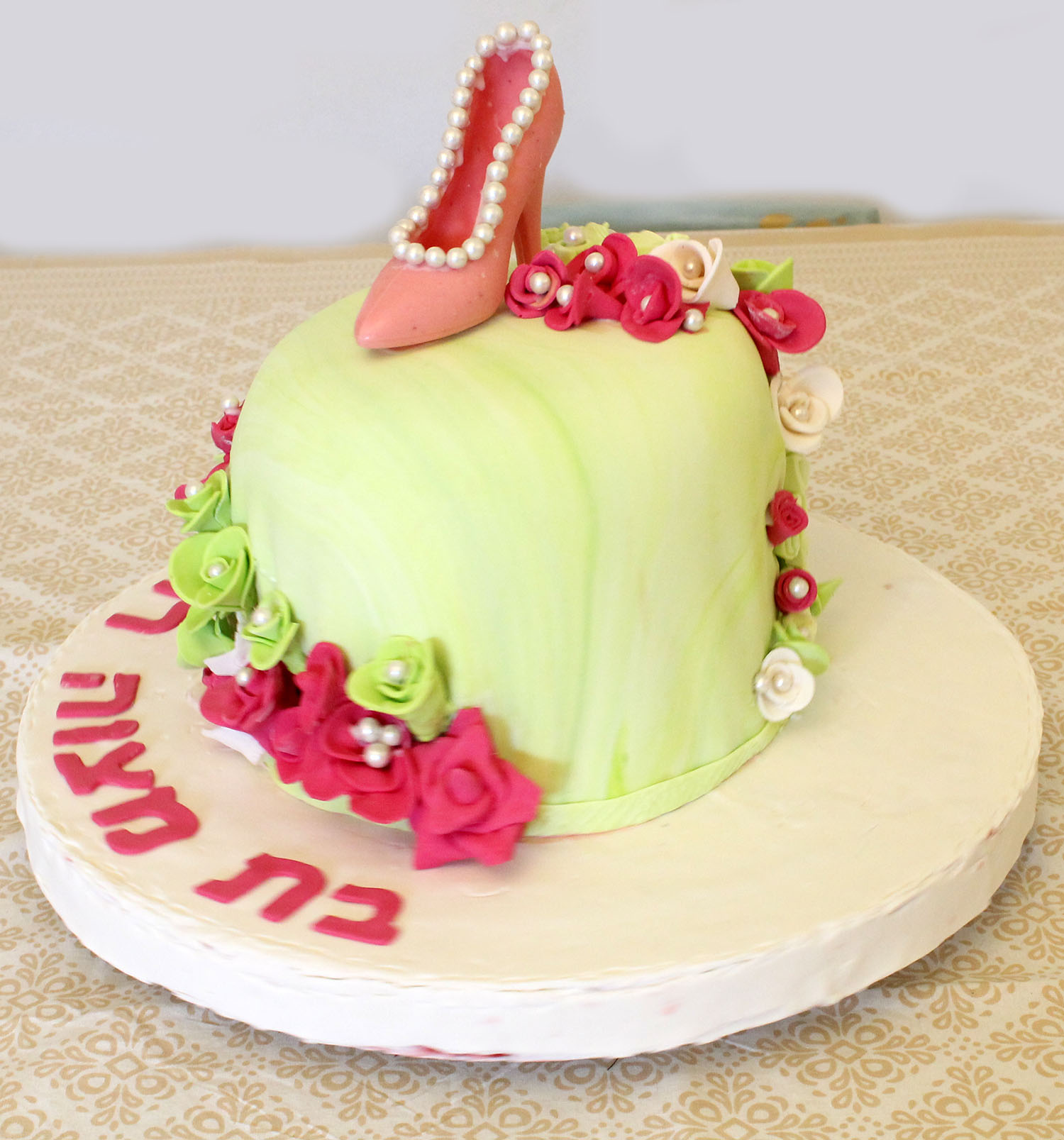 IMG 6325 - עוגה לבת מצוה