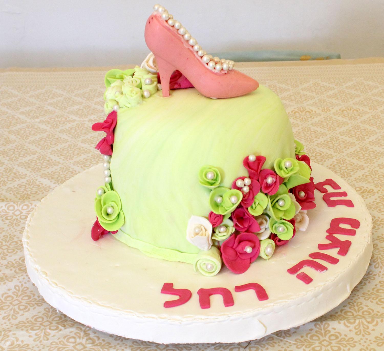 IMG 6328 - עוגה לבת מצוה