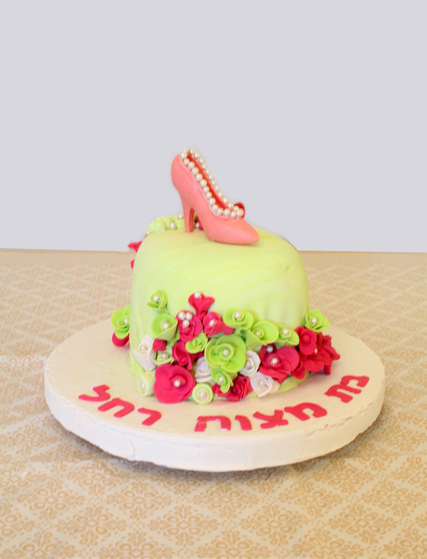 IMG 6334 - עוגה לבת מצוה