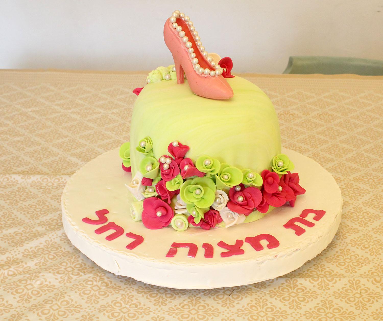 IMG 6336 - עוגה לבת מצוה
