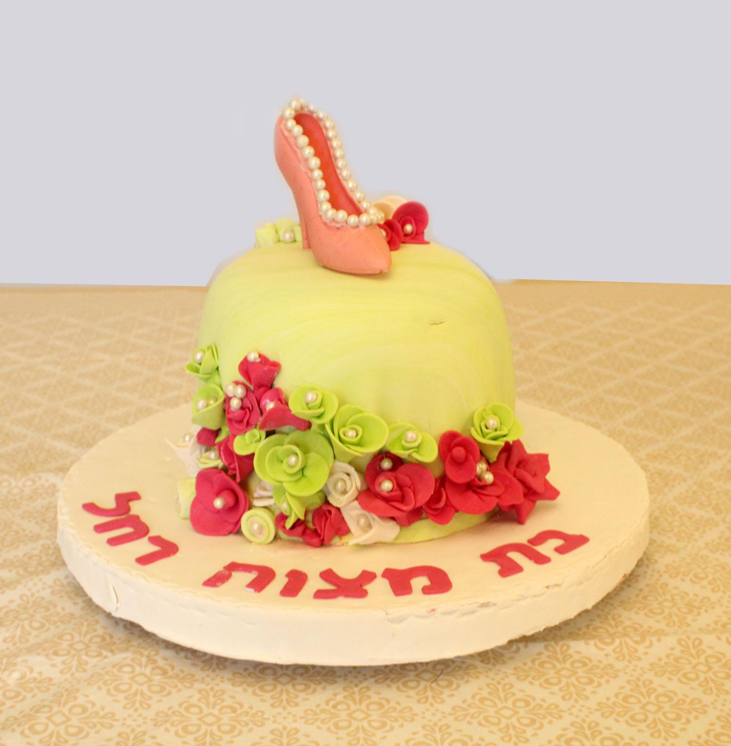 IMG 6337 - עוגה לבת מצוה