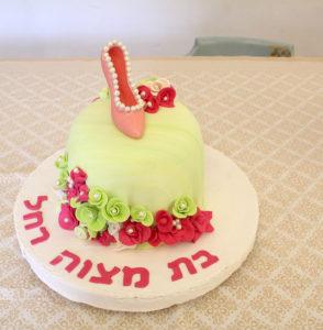IMG 6339 294x300 - עוגה לבת מצוה