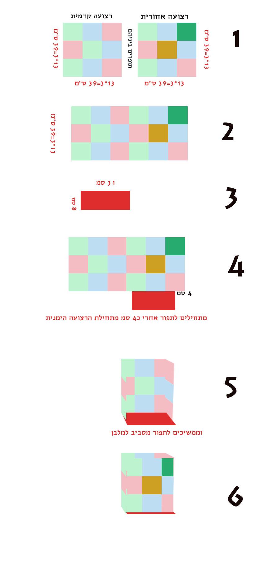 Untitled 2 - איך תופרים תיק פשוט?