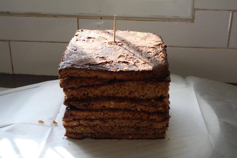 IMG 6405 - עוגה : סט איפור