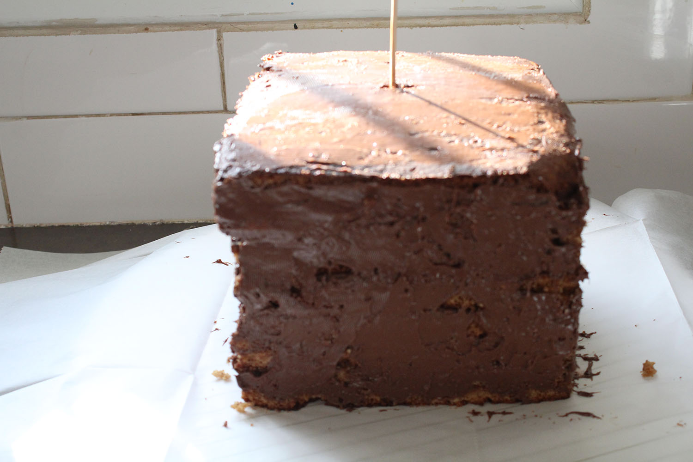 IMG 6406 - עוגה : סט איפור
