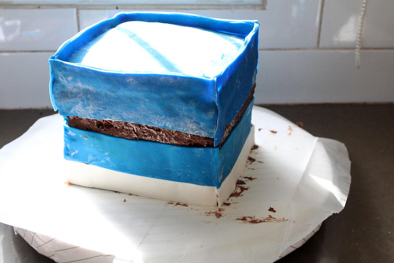 IMG 6407 - עוגה : סט איפור
