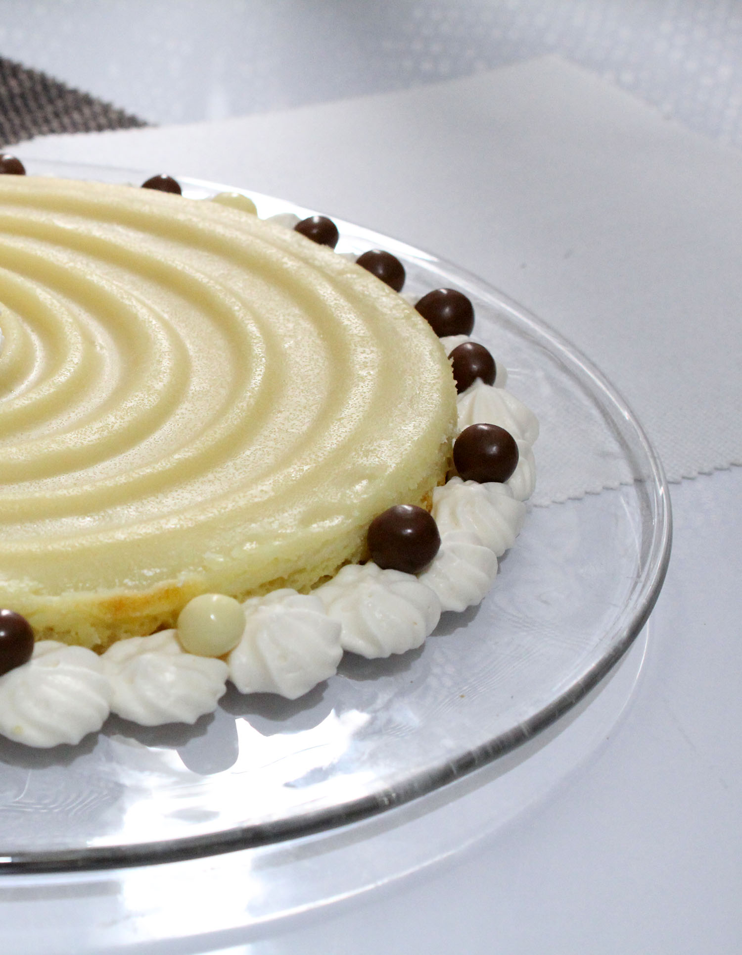 IMG 6628 - עוגת קסם חלבית מדהימה