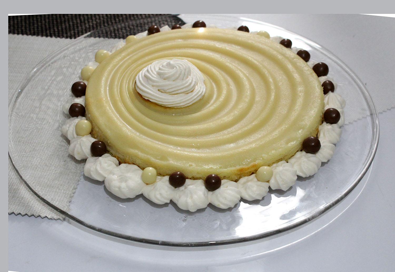 IMG 6629 - עוגת קסם חלבית מדהימה