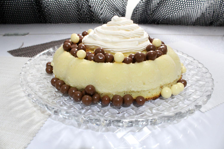 IMG 6641 - עוגת קסם חלבית מדהימה
