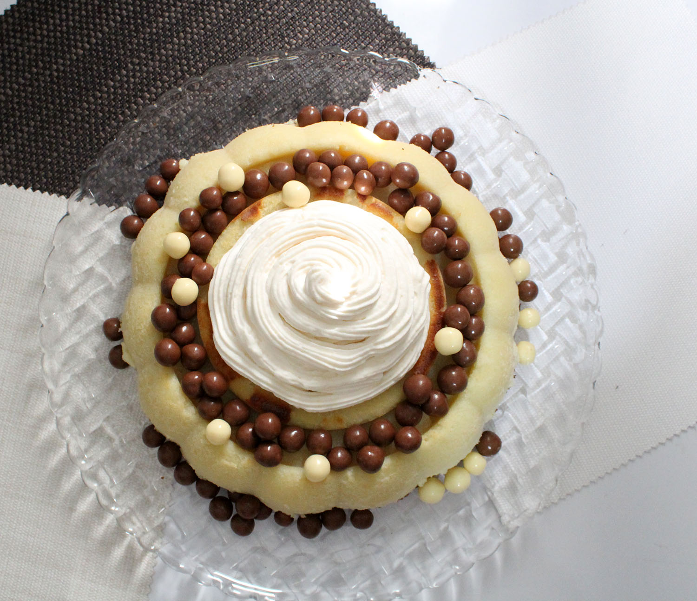 IMG 6644 - עוגת קסם חלבית מדהימה