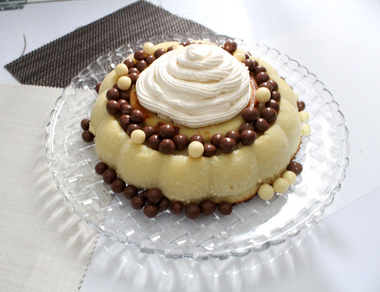 IMG 6645 - עוגת קסם חלבית מדהימה