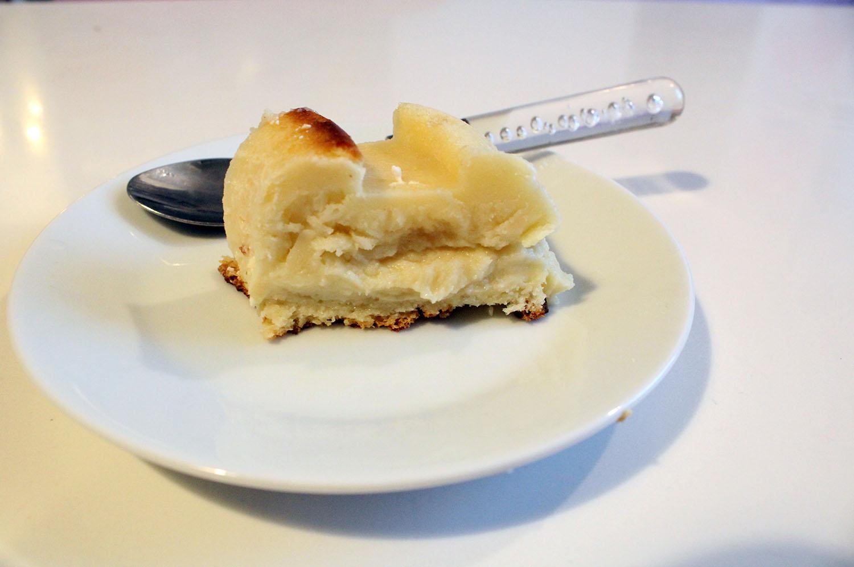 IMG 6665 - עוגת קסם חלבית מדהימה