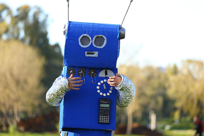 IMG 9946 - הדרכה להכנת רובוט