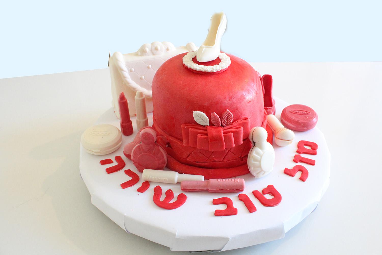 IMG 7253 - עוגת יומולדת לילדה מהממת