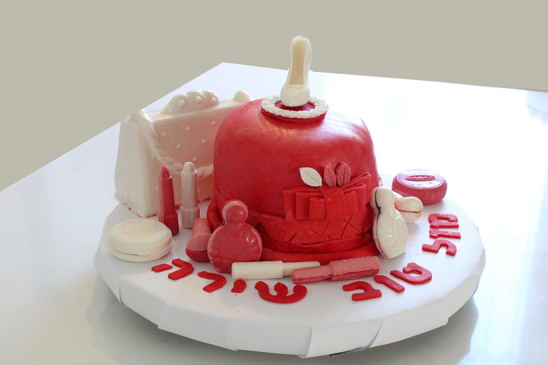 IMG 7255 - עוגת יומולדת לילדה מהממת