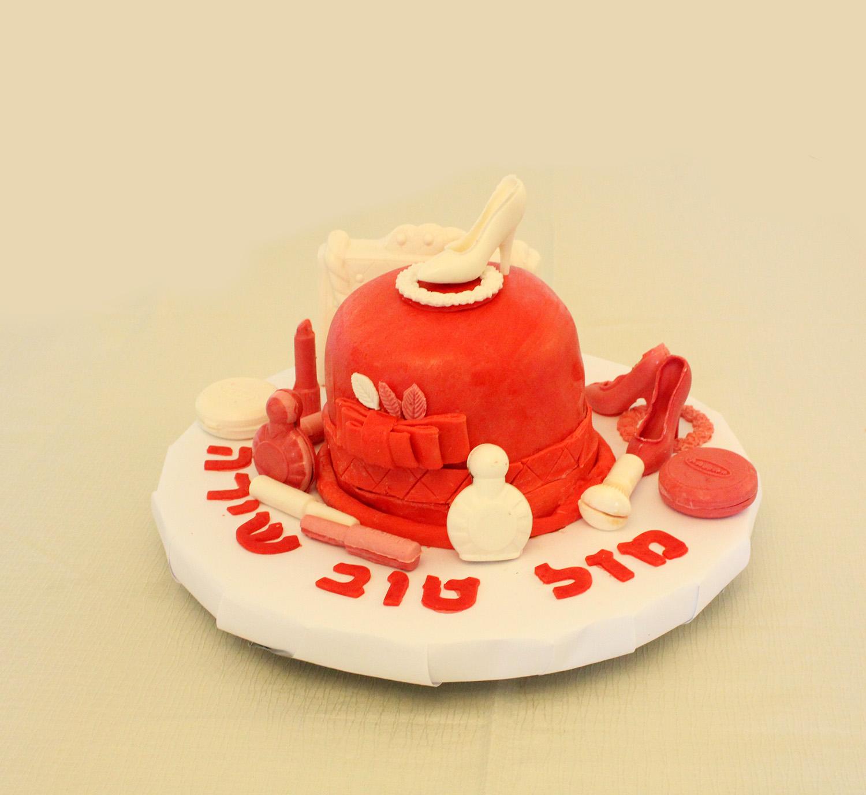 IMG 7259 - עוגת יומולדת לילדה מהממת