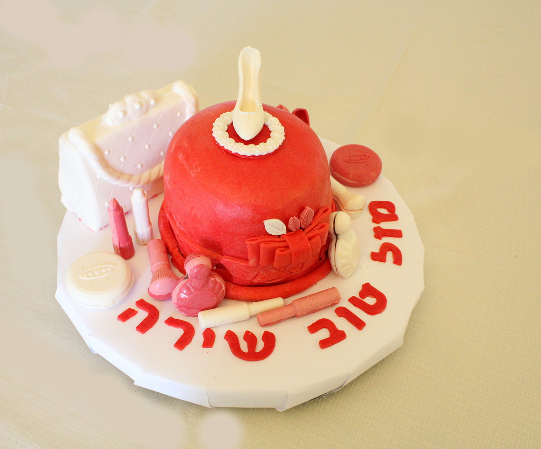 IMG 7269 - עוגת יומולדת לילדה מהממת