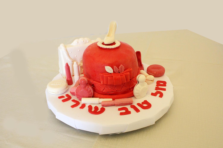 IMG 7271 - עוגת יומולדת לילדה מהממת