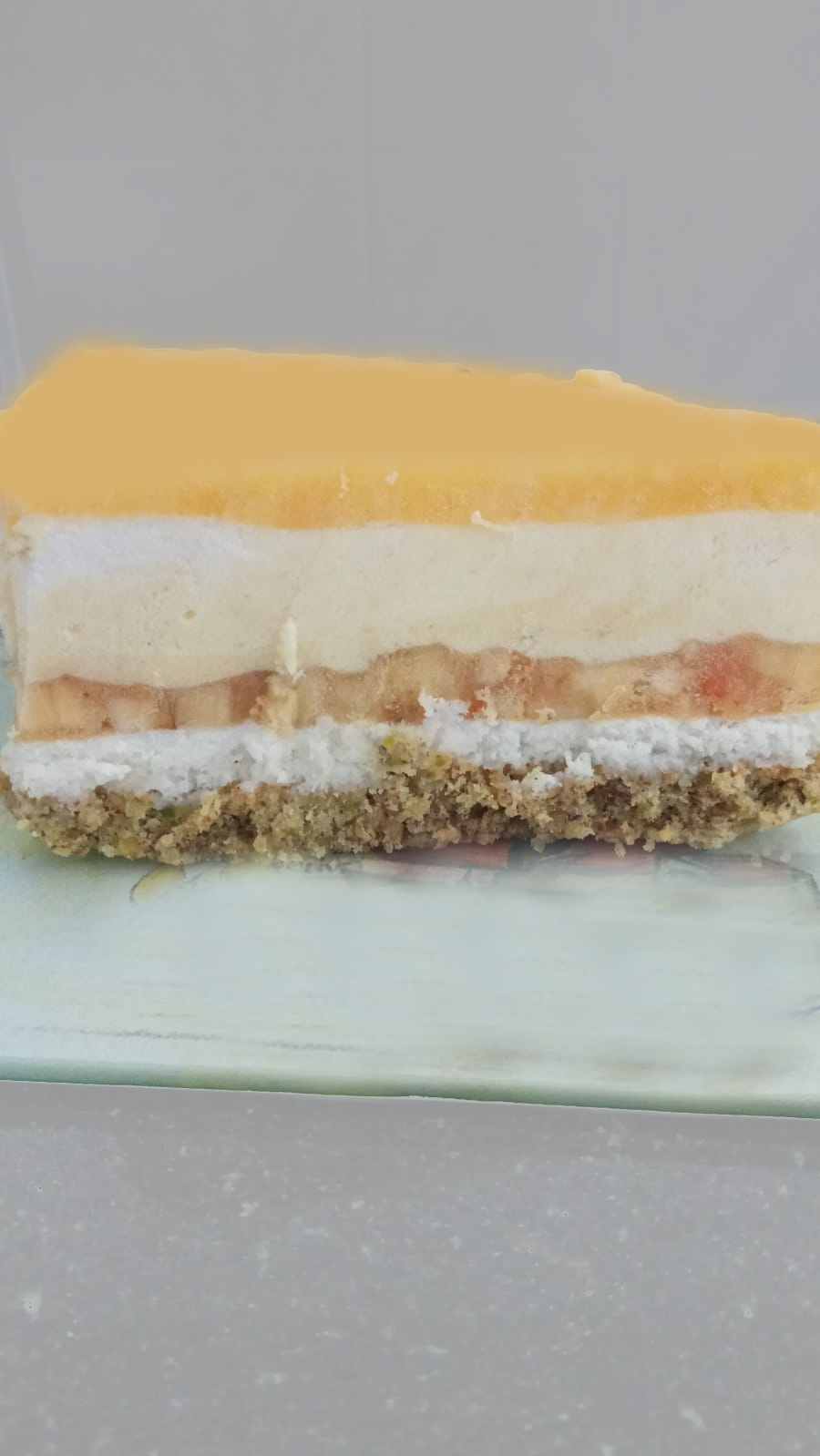 2 1 - עוגה  אקזוטיתמרעננת