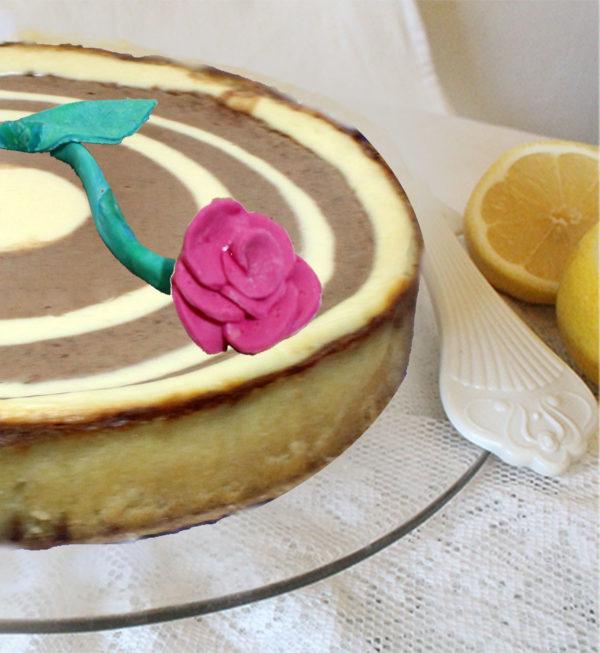 IMG 6526 600x653 - עוגת גבינה ספירלה