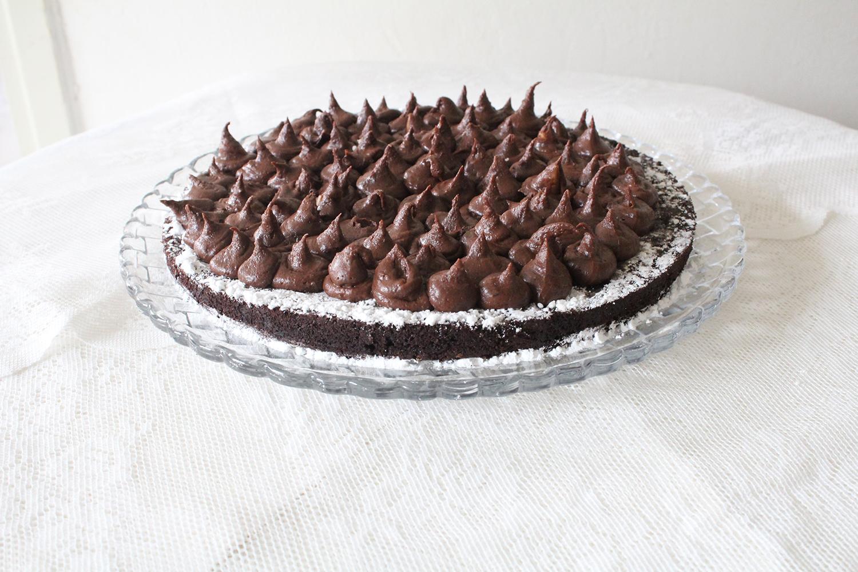 IMG 7632 - ברואניז נוגט עם קרם שוקולד