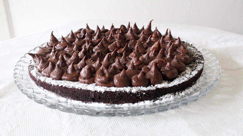 IMG 7633 - ברואניז נוגט עם קרם שוקולד