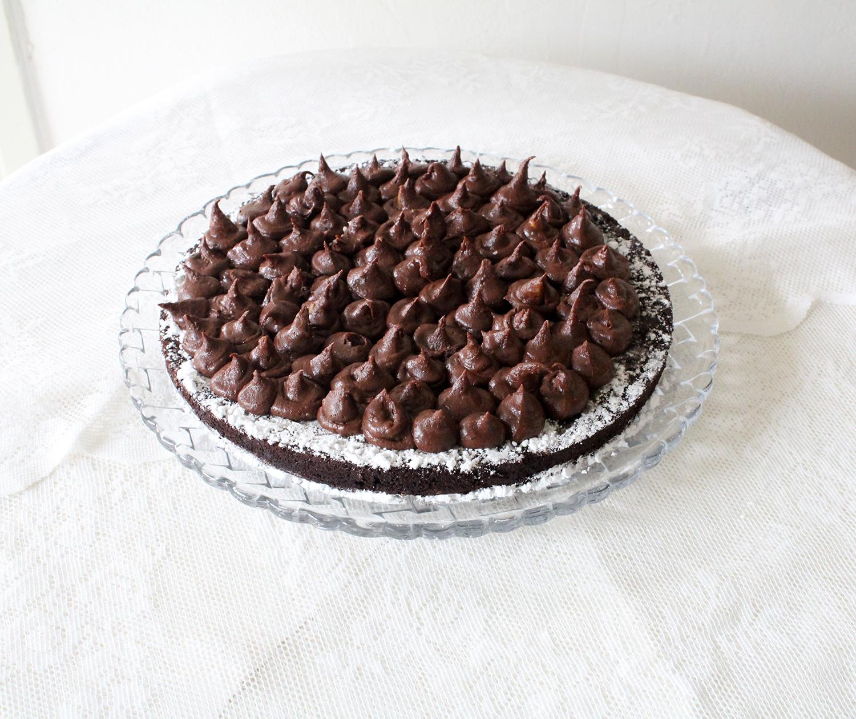 IMG 7634 - ברואניז נוגט עם קרם שוקולד