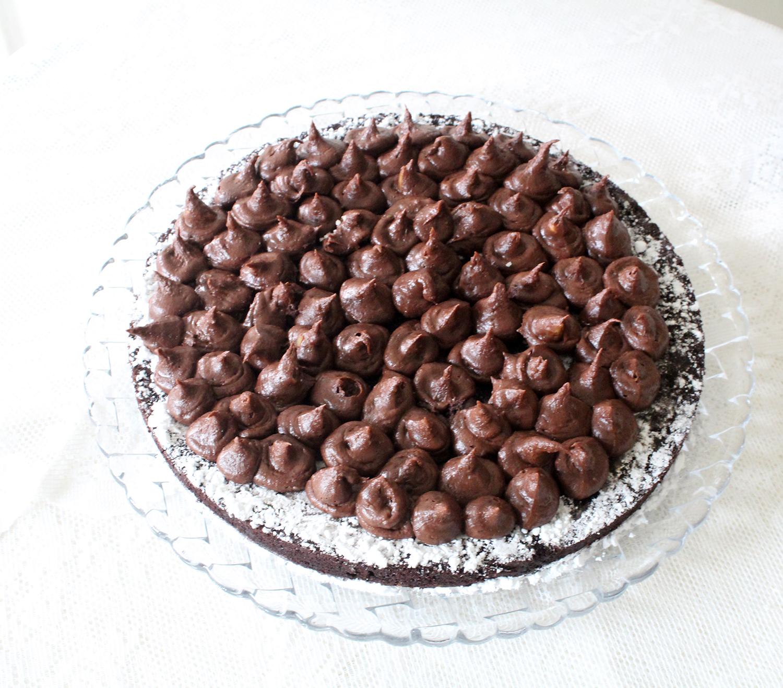 IMG 7635 - ברואניז נוגט עם קרם שוקולד