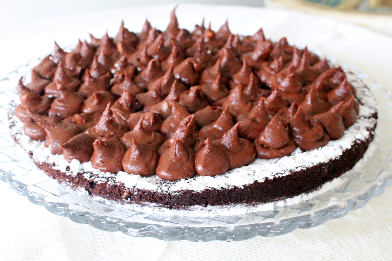 IMG 7638 - ברואניז נוגט עם קרם שוקולד