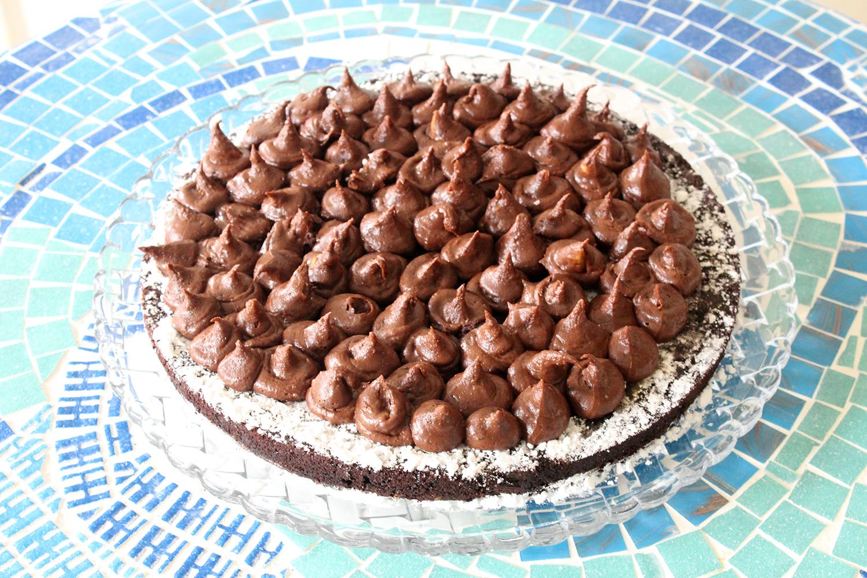 IMG 7644 - ברואניז נוגט עם קרם שוקולד