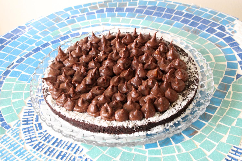 IMG 7646 - ברואניז נוגט עם קרם שוקולד