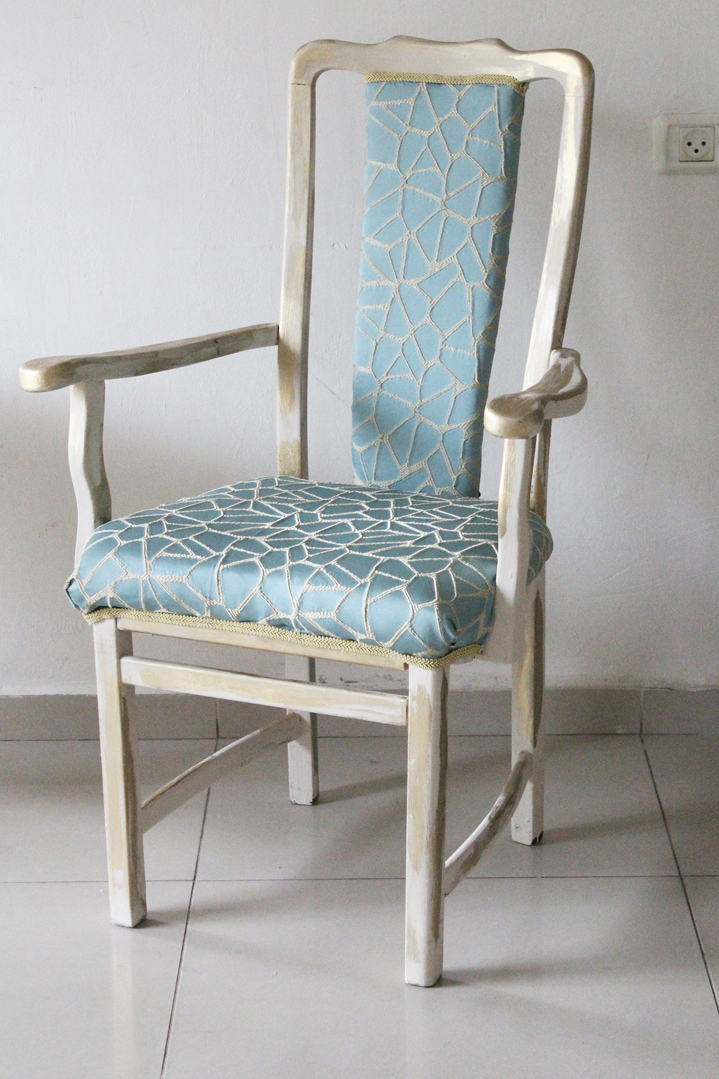 IMG 7664 - חידוש כסא לסט הסלוני
