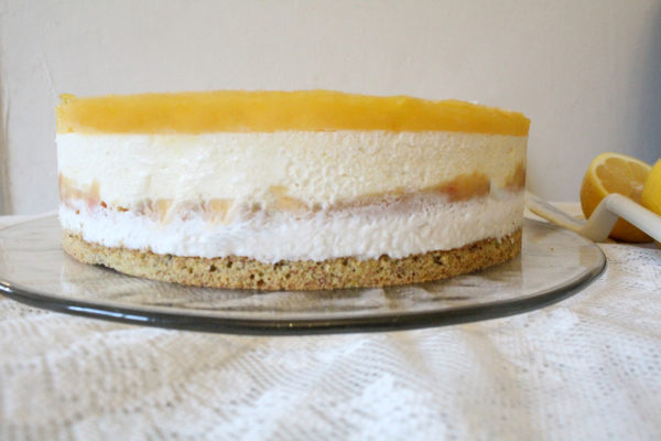 IMG 7752 600x400 - עוגת גלידה שכבות אקזותית