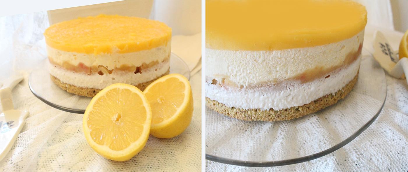 IMG 7755 - עוגה  אקזוטיתמרעננת