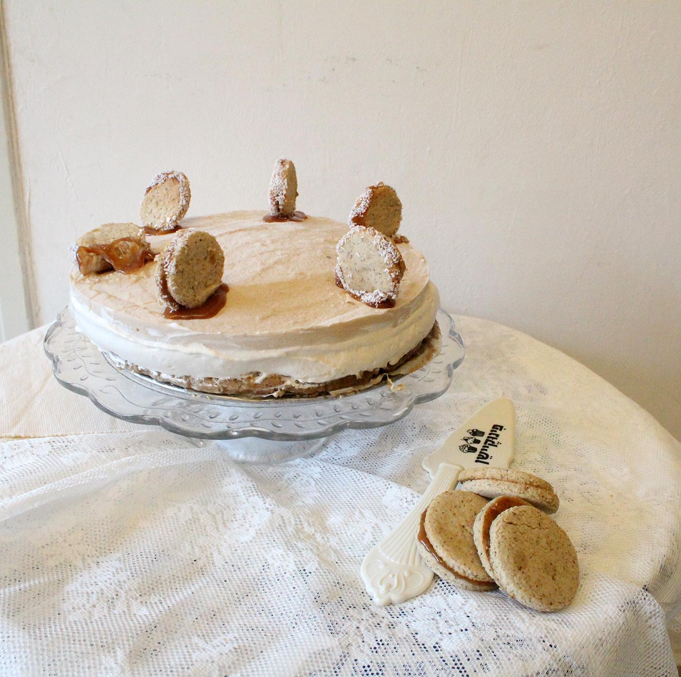 IMG 7786 - עוגת מוס על בסיס אלפחורס