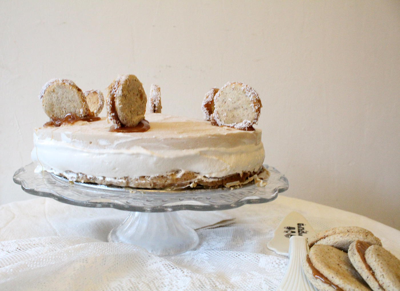 IMG 7788 - עוגת מוס על בסיס אלפחורס