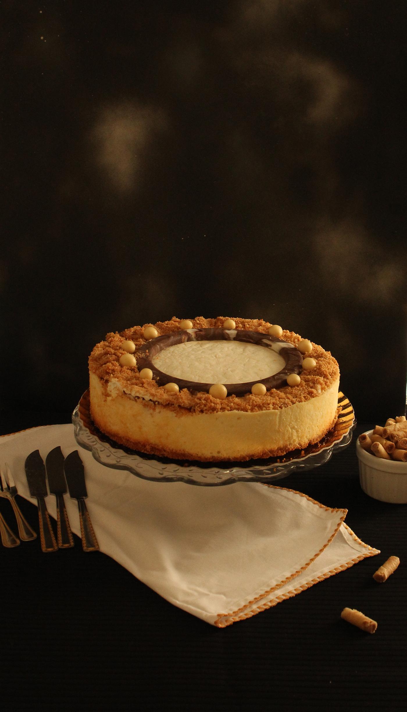 IMG 8223 - עוגת גבינה גבוהה וטעימה