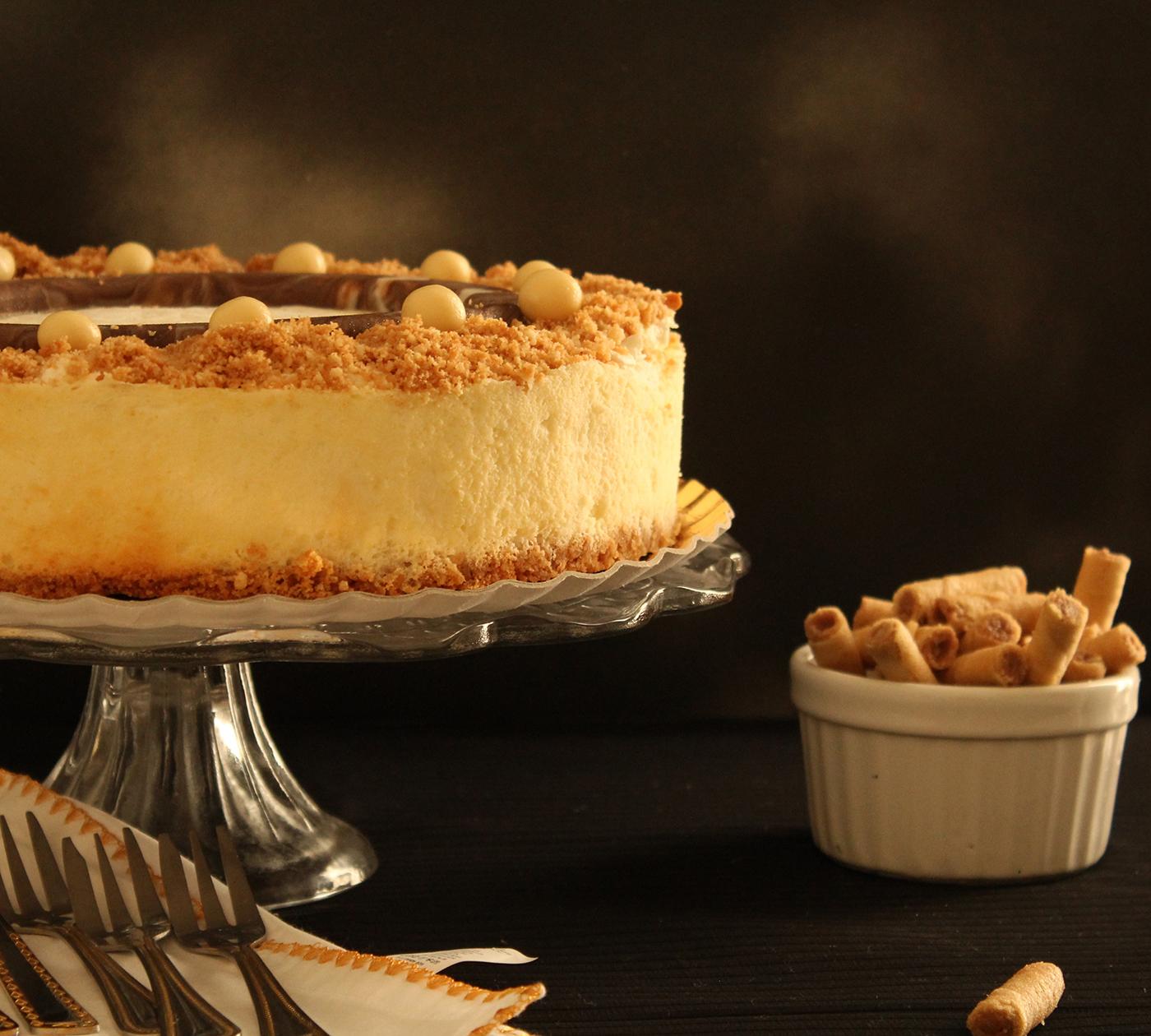 IMG 8253 - עוגת גבינה גבוהה וטעימה