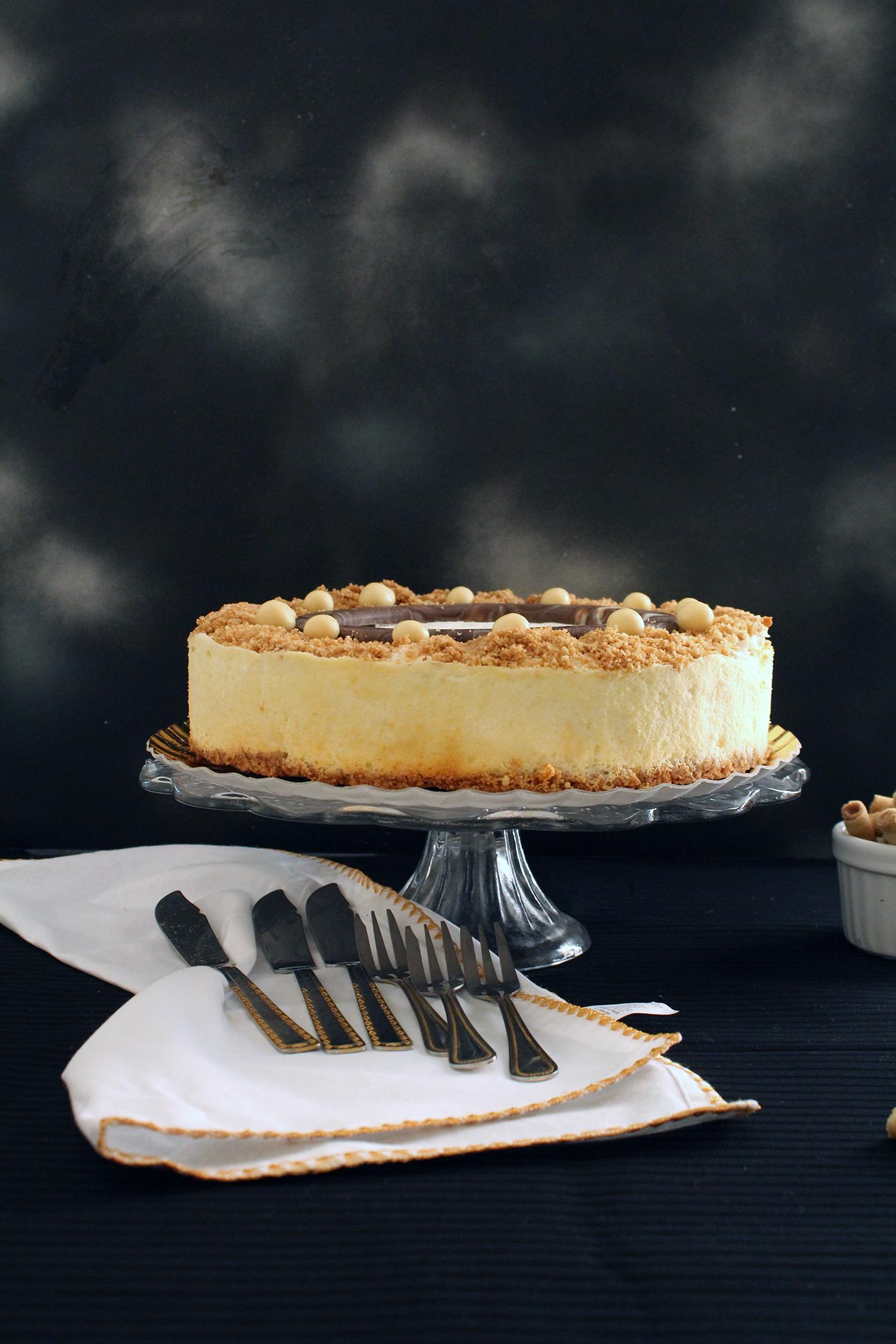 IMG 8260 - עוגת גבינה גבוהה וטעימה