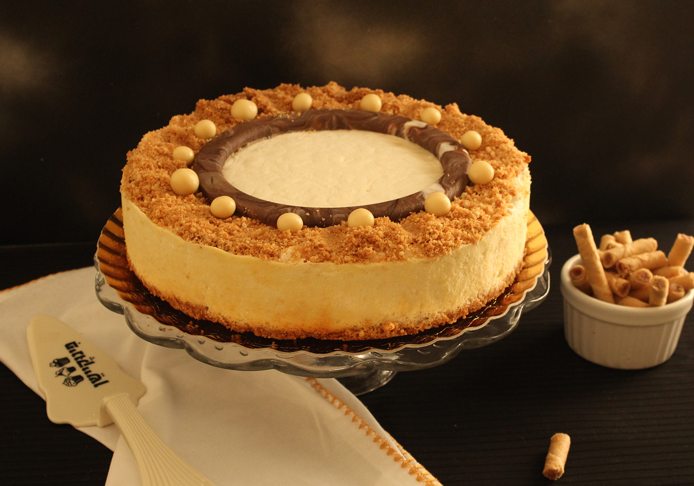IMG 8275 - עוגת גבינה גבוהה וטעימה