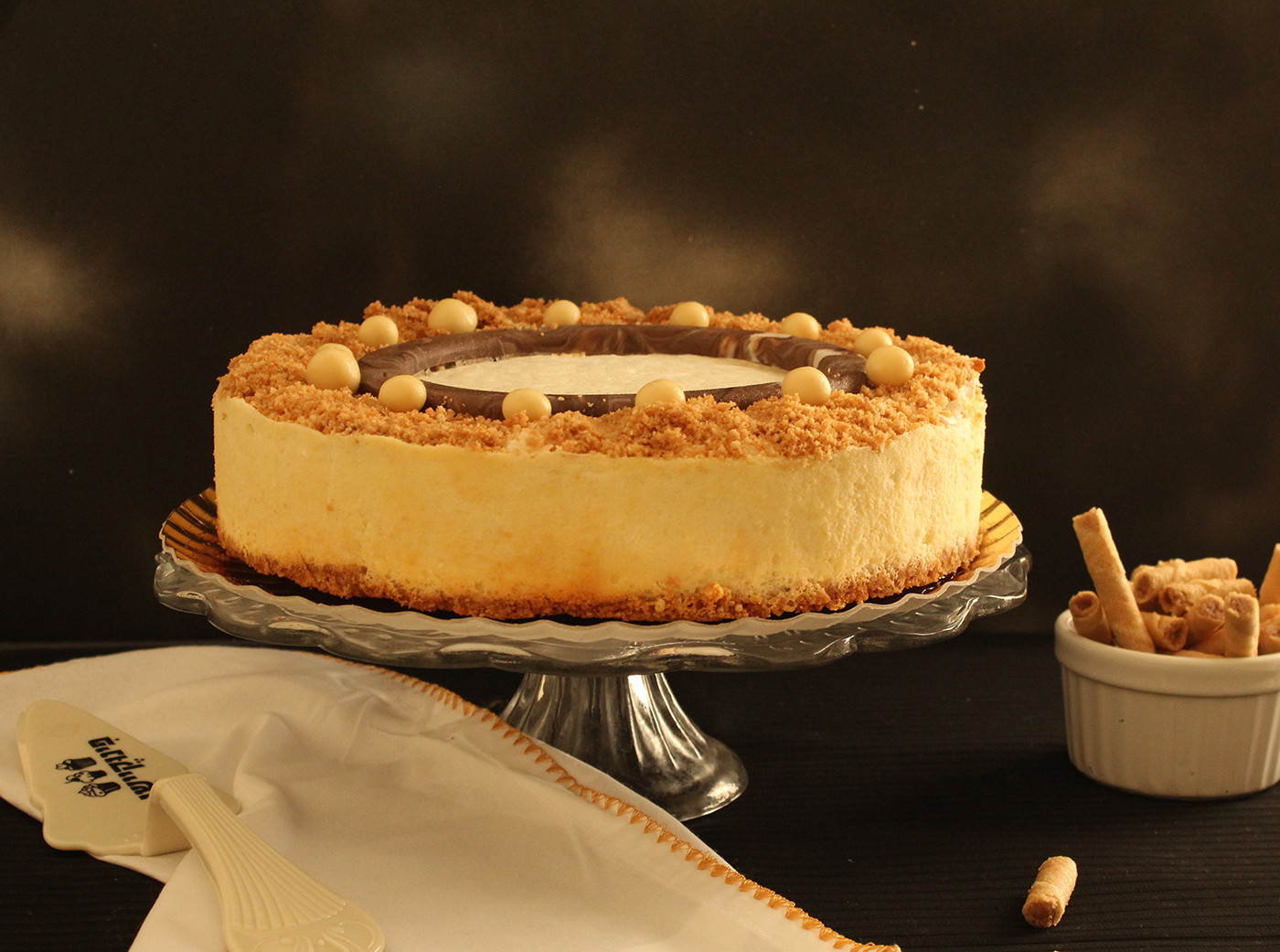 IMG 8278 - עוגת גבינה גבוהה וטעימה