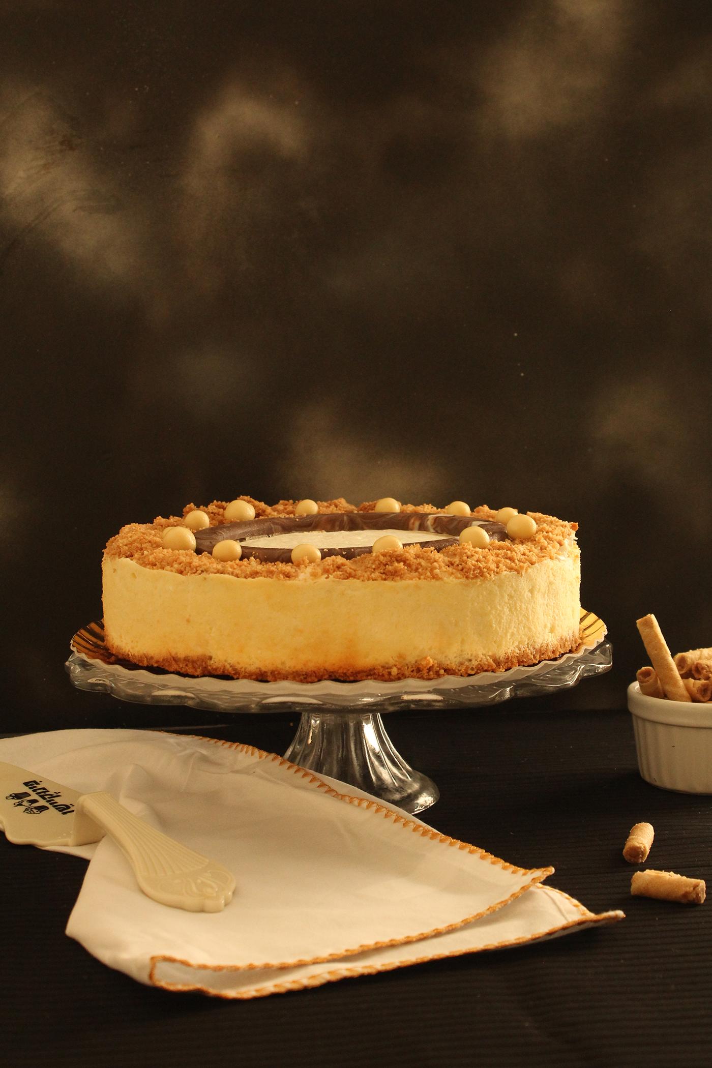 IMG 8283 - עוגת גבינה גבוהה וטעימה
