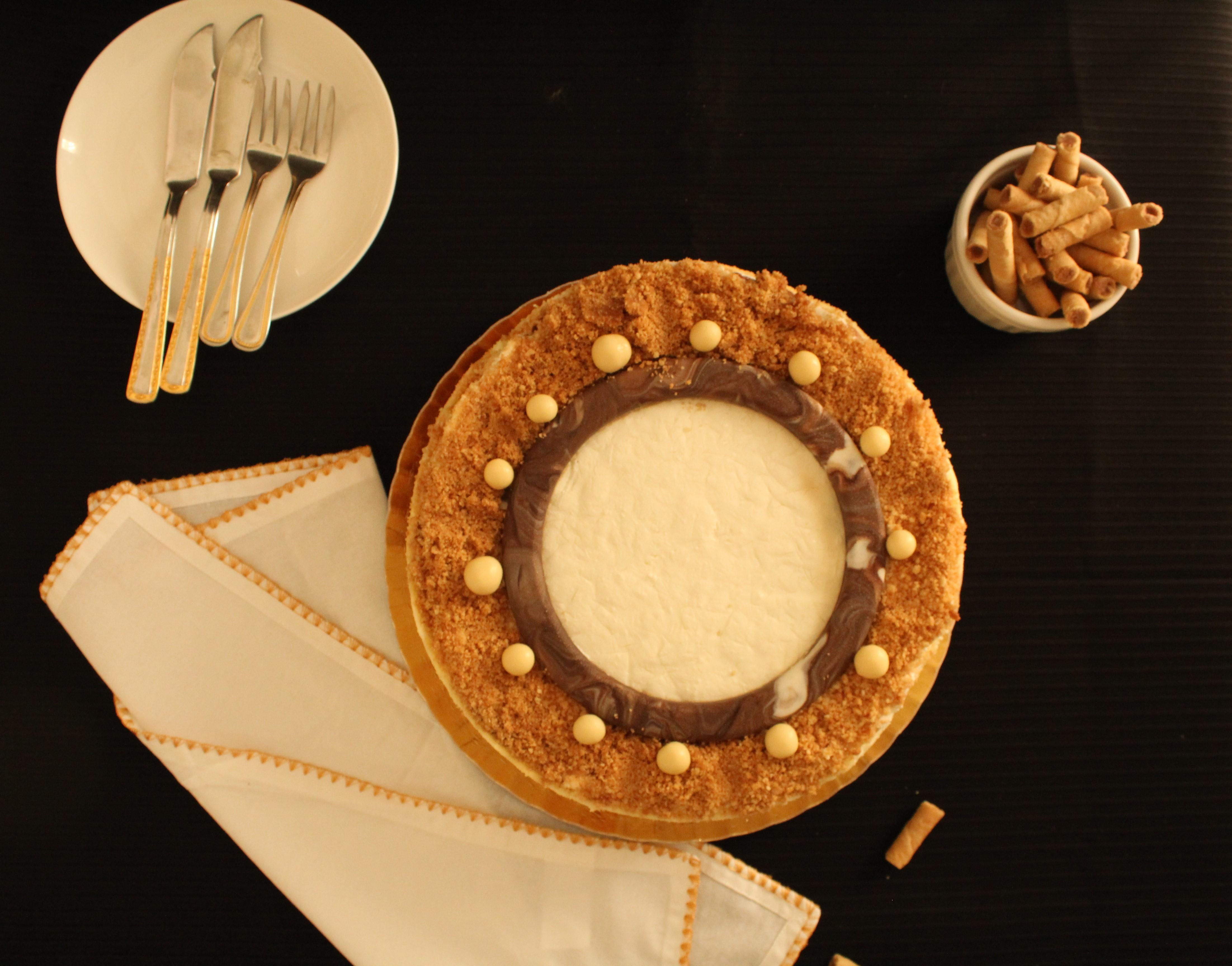 IMG 8290 - עוגת גבינה גבוהה וטעימה