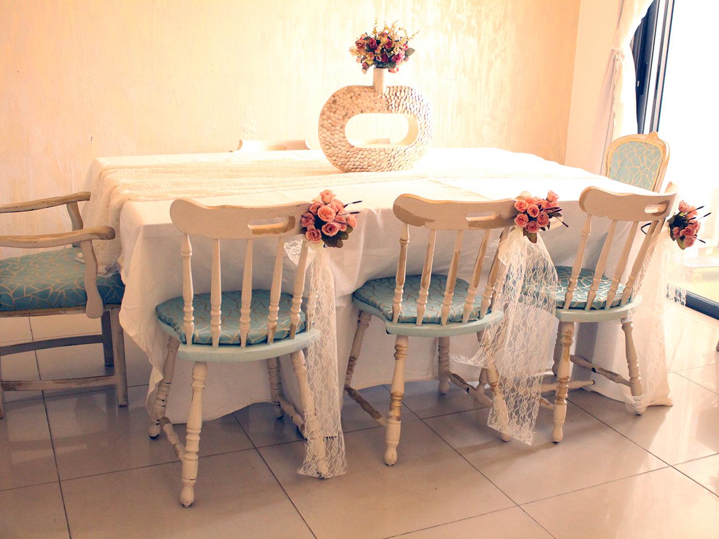 IMG 8070 - חידוש כסאות לפינת אוכל בסלון