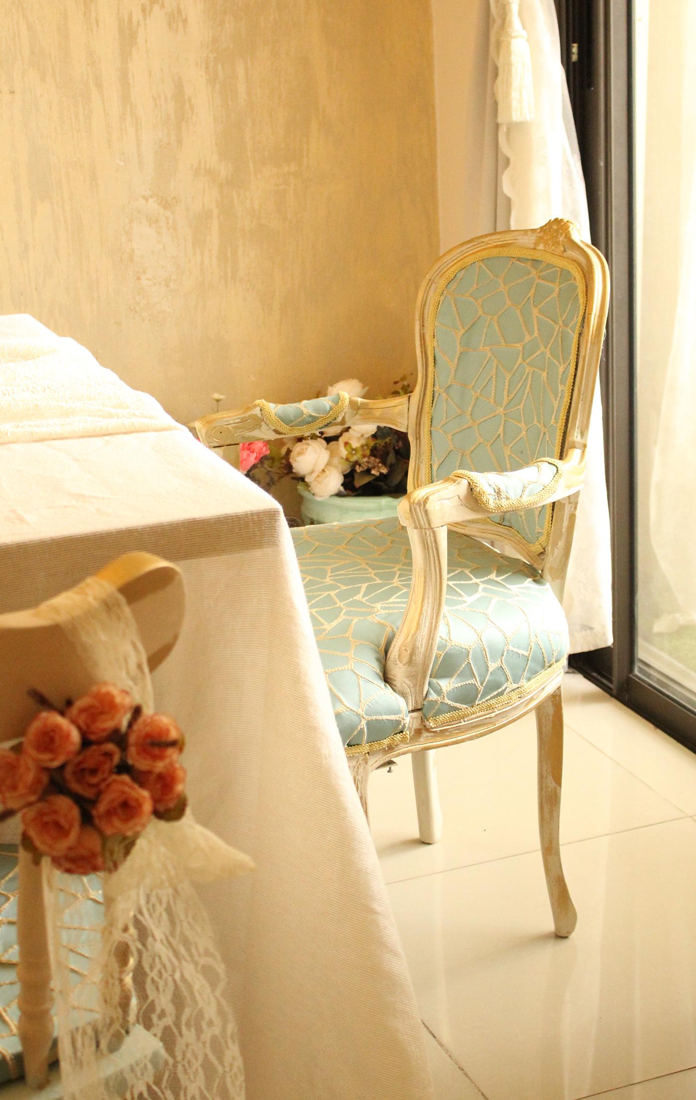 IMG 8080 - חידוש כסאות לפינת אוכל בסלון