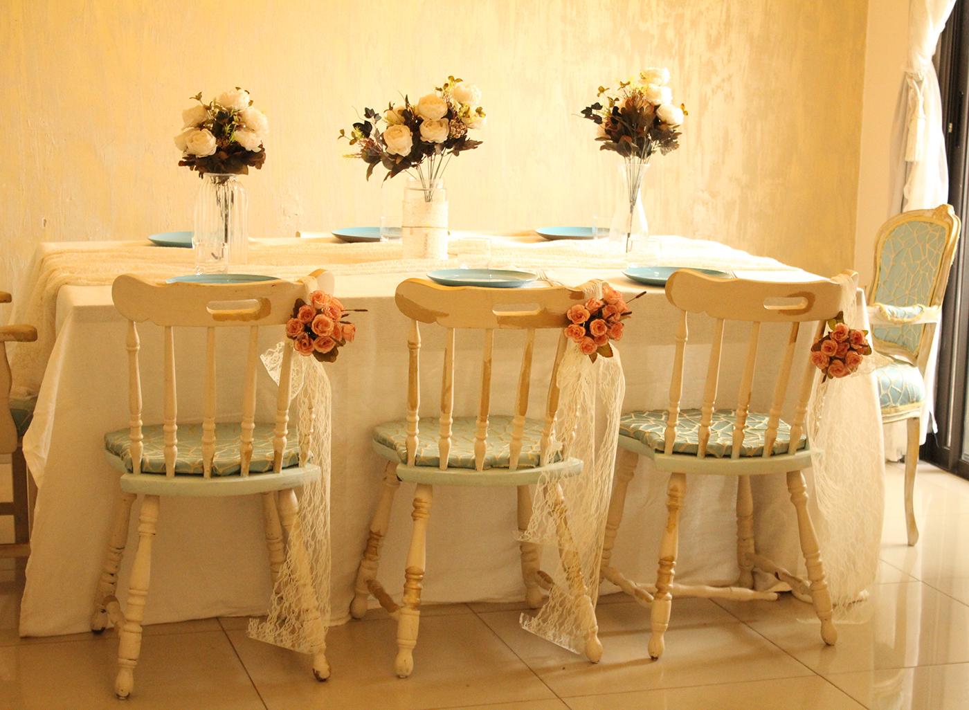 IMG 8100 - חידוש כסאות לפינת אוכל בסלון